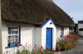 Kilmore Quay Thatched Cottage