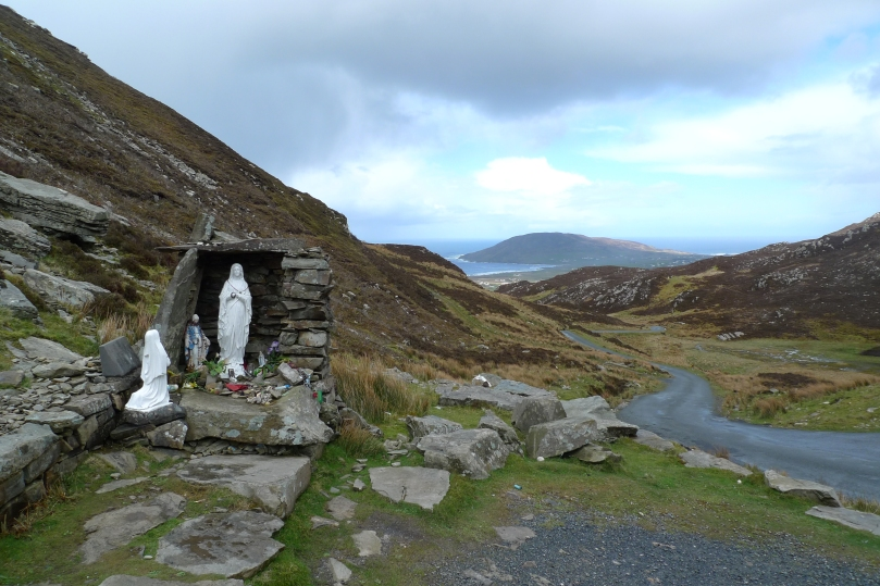 Roadside Shrine in Donegal