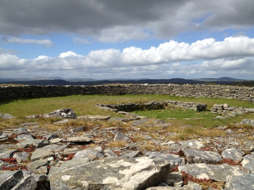 Knockdrum Stone Fort