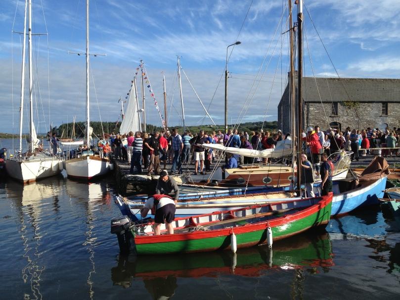 Cruinniú na mBád: Ballydehob boat gathering