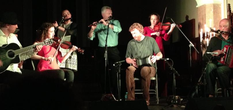 The Canon Goodman concert