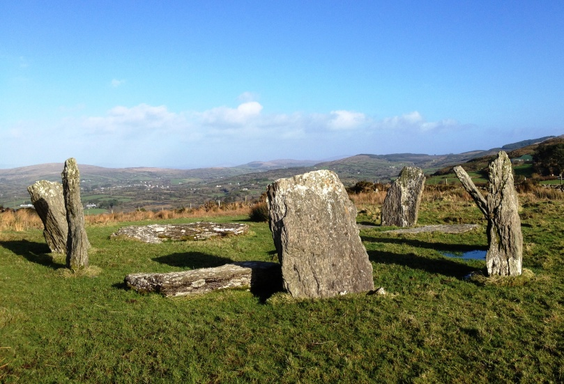 Dunbeacon Stone Circle