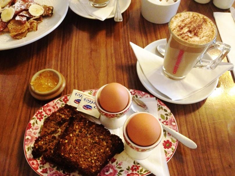 Breakfast in Skibbereen