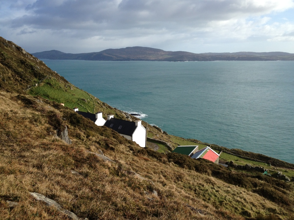 The Sheep's Head, looking across Dunmanus Bay