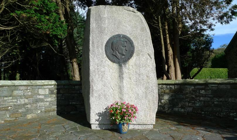 Memorial at Sam's Cross