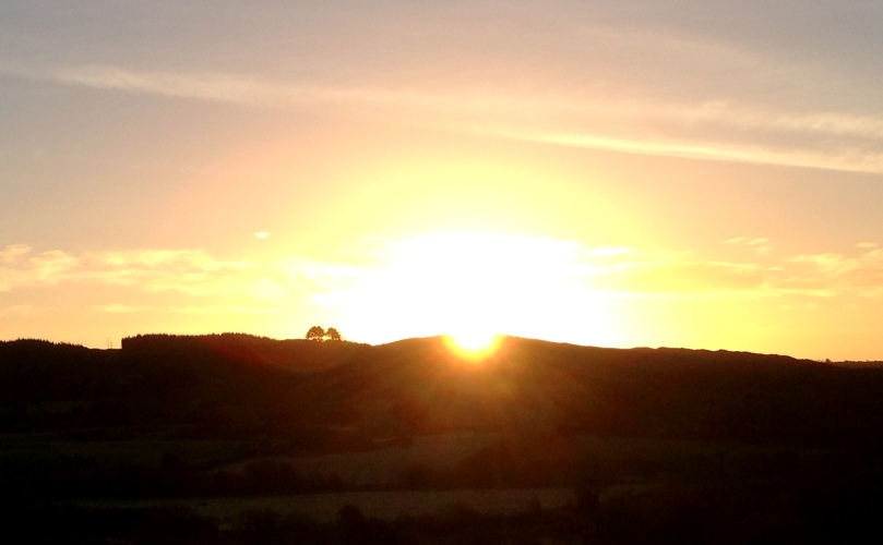 Ballybane sunrise
