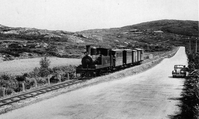 Iarnród - between Ballydehob and Schull 1939
