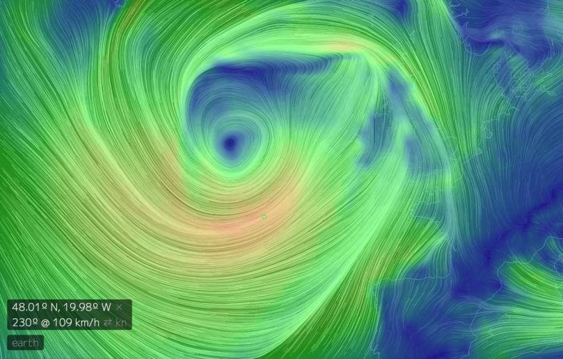 Earth Winds. Jan 05, 2014