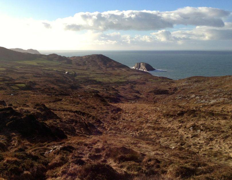 Bird Island and the Atlantic beyond
