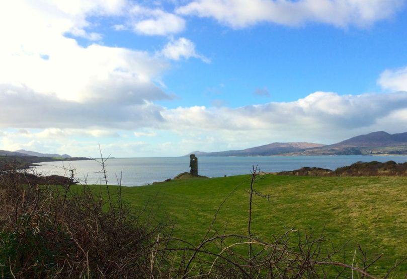 Dunbeacon Castle