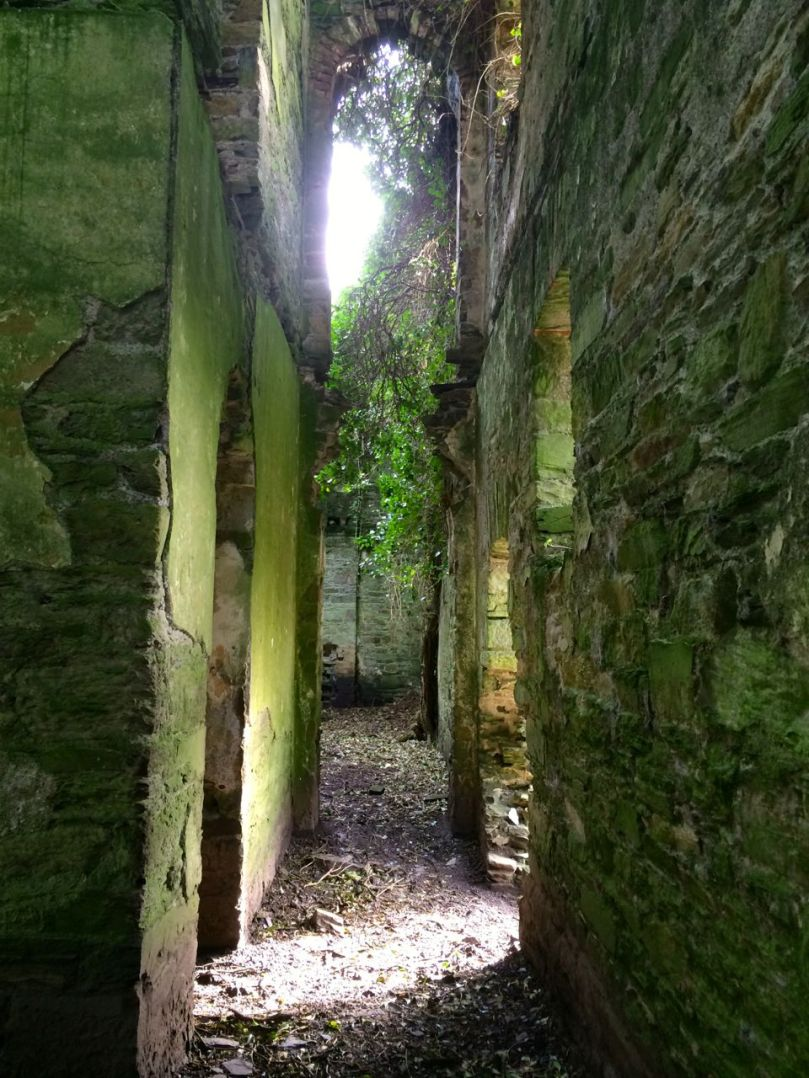 One of the most intact spaces