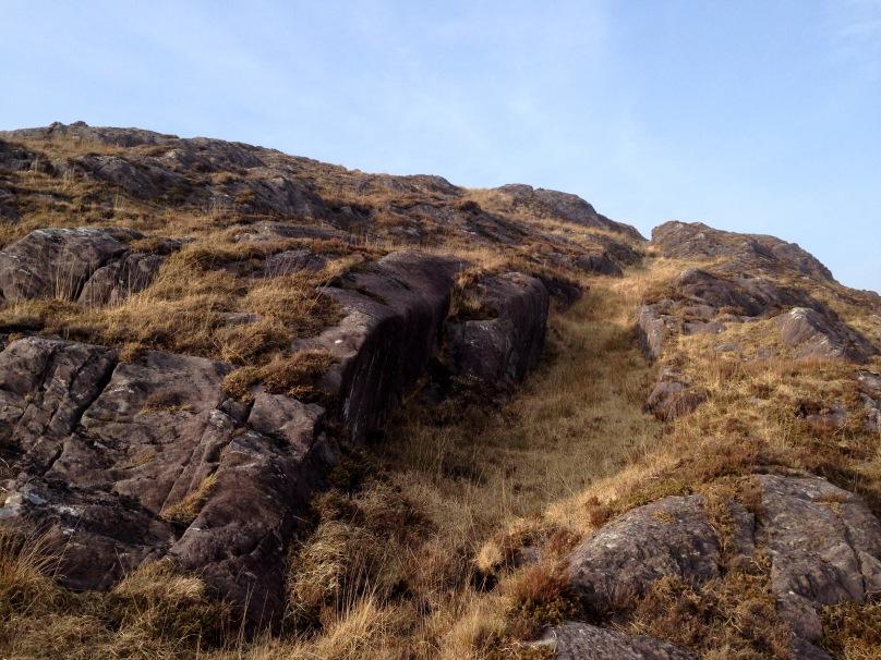 Bronze Age industrial landscape?