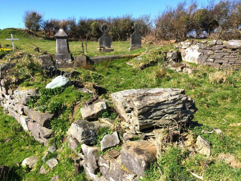 Whiddy Island Graveyard