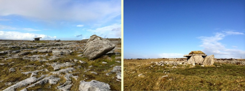 Poulnabrone and Parknabinnia