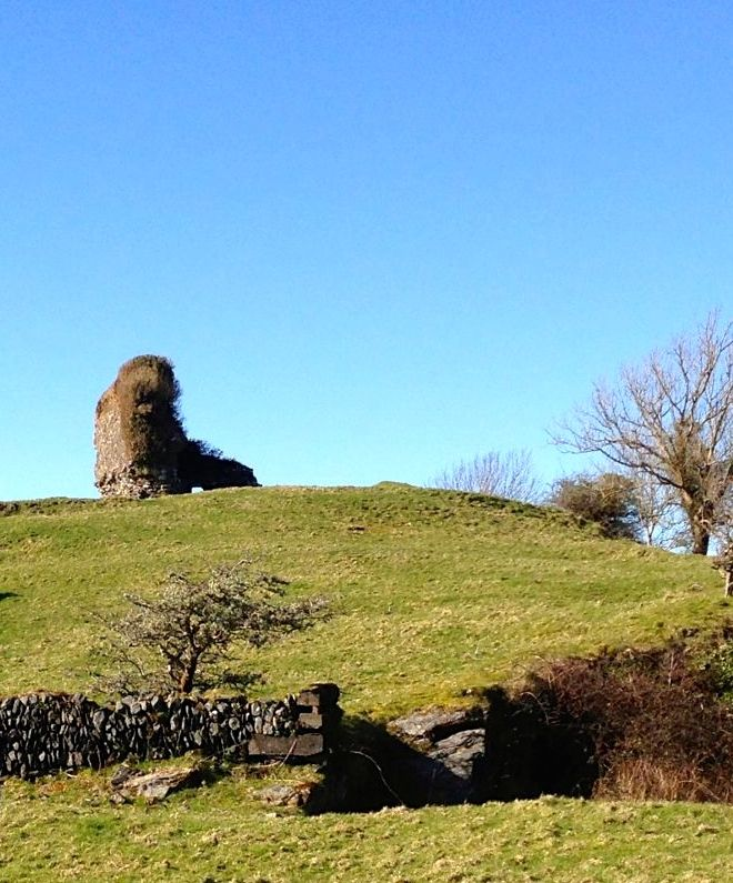 O'Sullivan Beare's stronghold