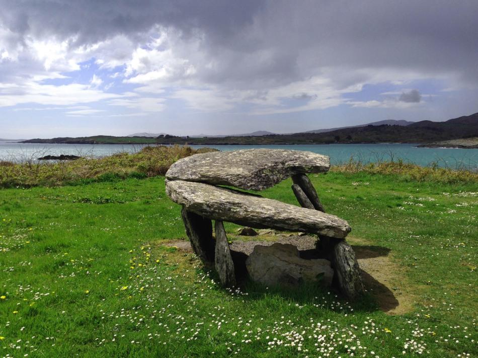 Altar Wedge Tomb: Sacred Orientation