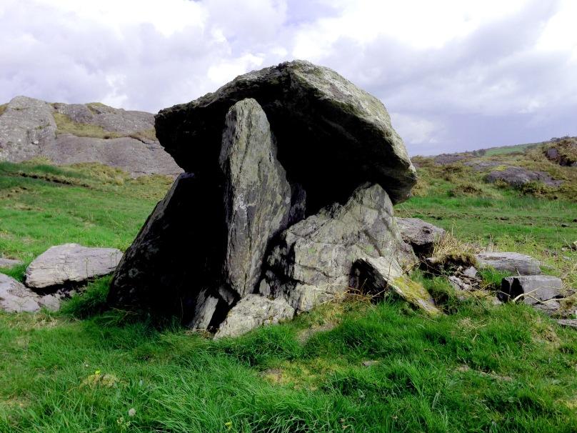 Arderrawiddy a Portal Tomb