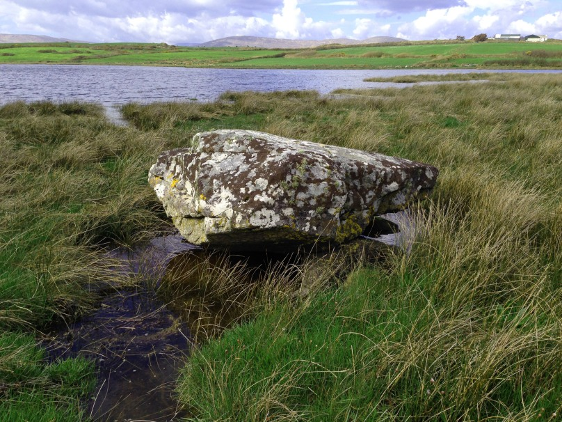 Drowning Monument: Boulder Burial at Dunmanus