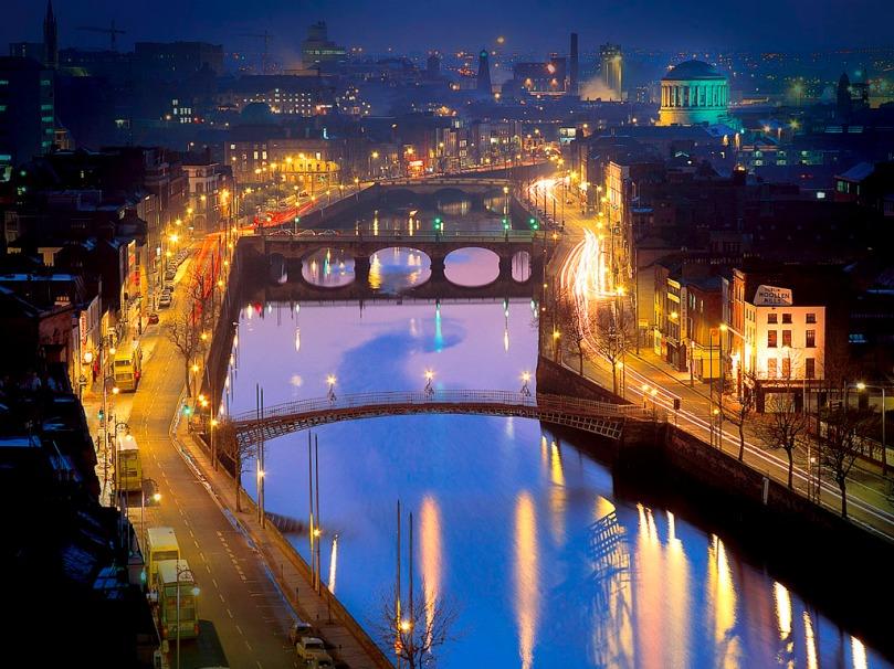 The European City of Dublin