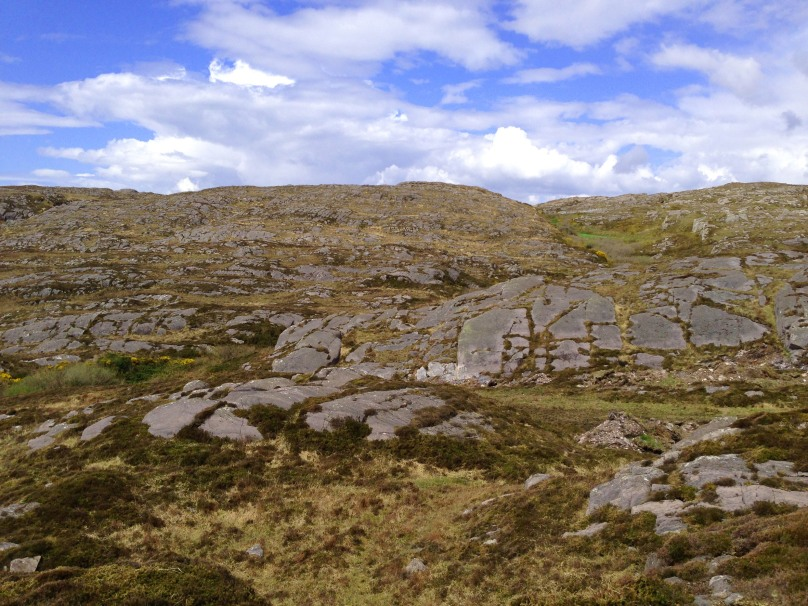 Prehistoric Landscape West of Schull