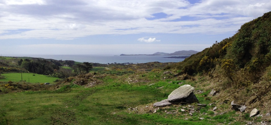 View from Arderrawiddy