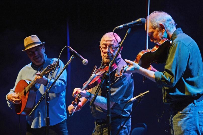 Aly Bain, Ale Möller and Bruce Molsky