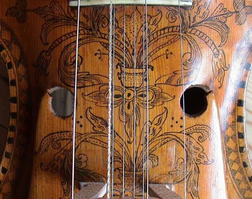 The Devil's Music: Hardanger Fiddle
