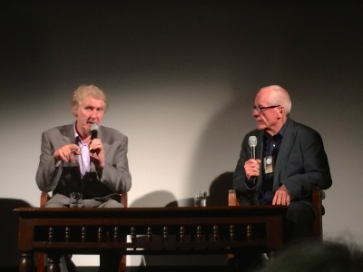 Maurice O'Callaghan and John Kelleher