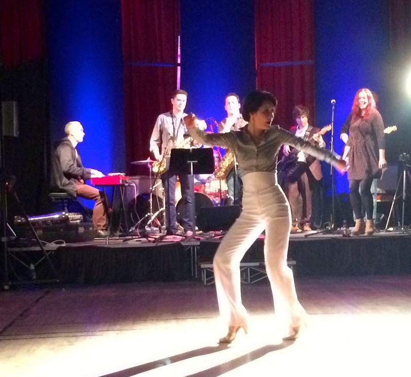 Soul Driven and the riveting dancer Ksenia Parkhaskaya