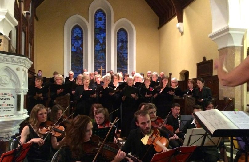 West Cork Choral Singers present Mozart's Requiem in Skibbereen