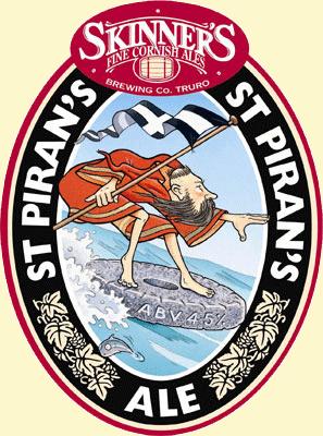An unusual incarnation of the St Ciaran / Piran legend!