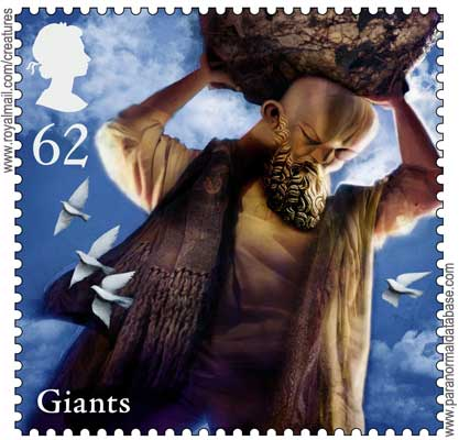 giant stamp