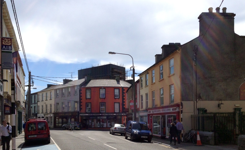 Building work progresses in Skibbereen