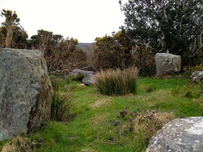 Gorteanish stone circle