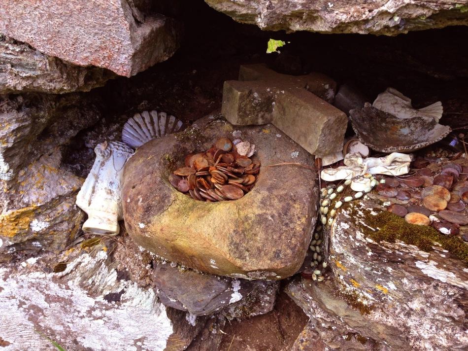 Wishing Stone at Maulinward