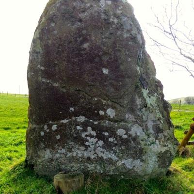 Burgatia Standing Stone