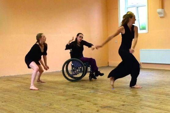 Croi Glan Dance