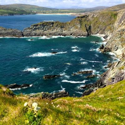 Cliff edge