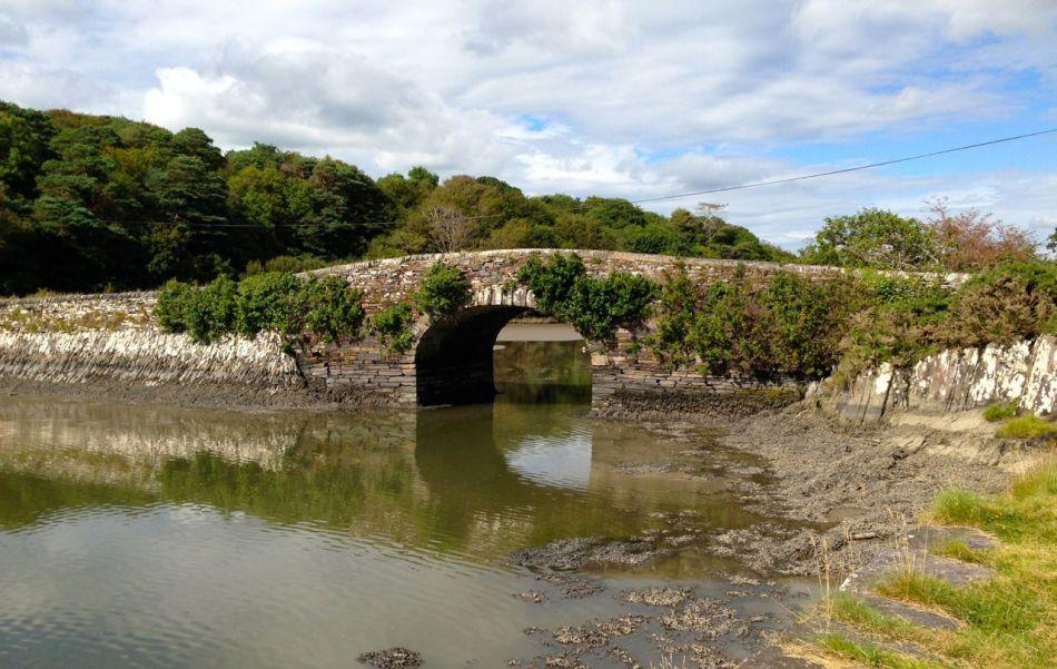 The bridge at Creagh