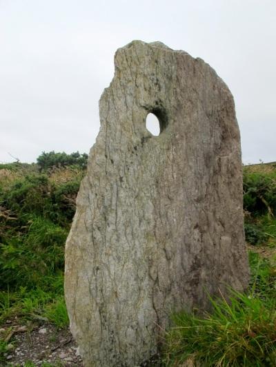 Caherurlagh Holed Stone*