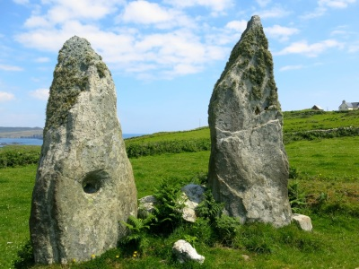 Cape Clear Marriage Stone*