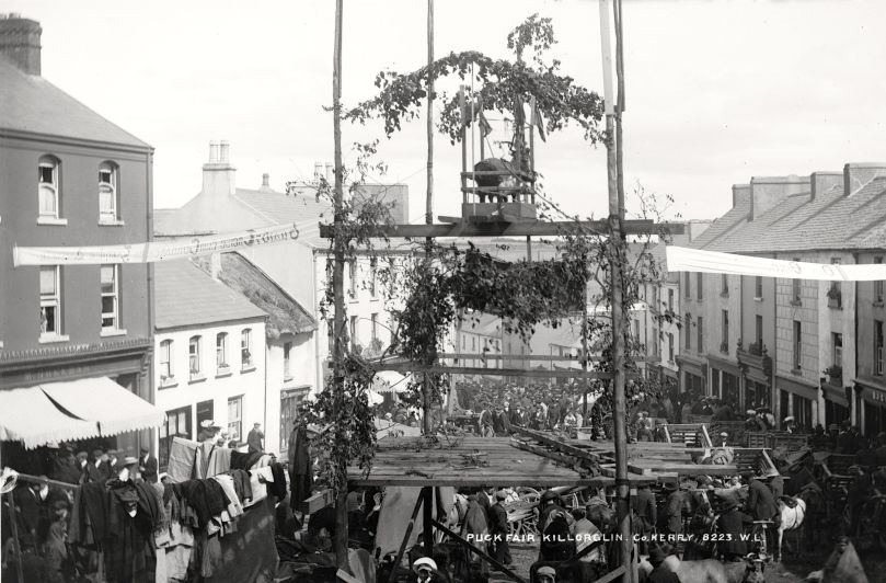 Puck Fair, Killorglin 1900