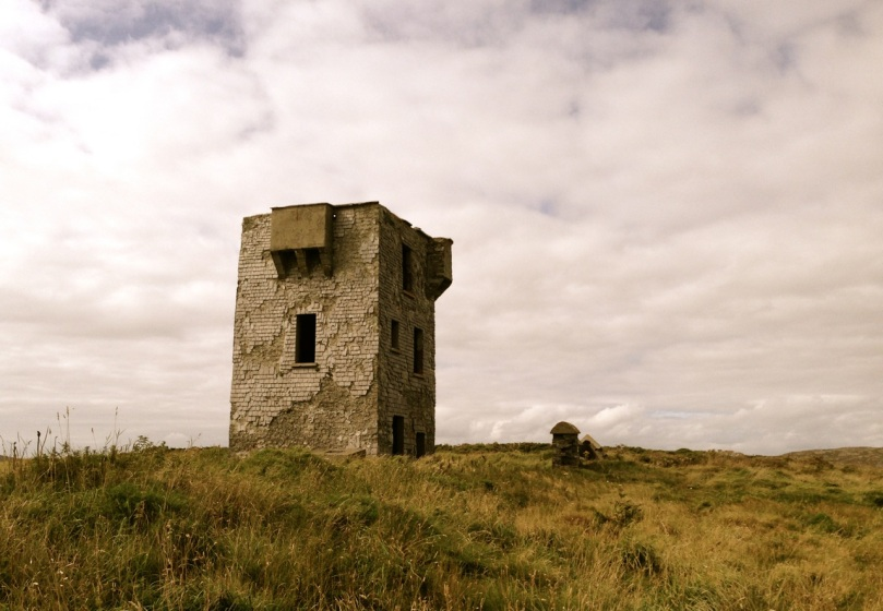 Facing up to Napoleon: Brow Head Signal Tower, built in 1804