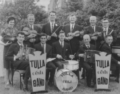 Tulla Ceilidh Band 1952