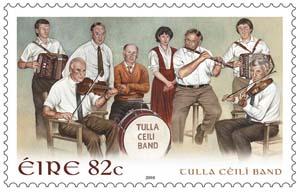 tulla stamp