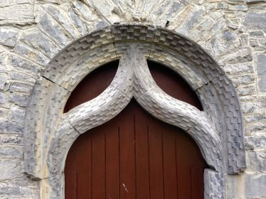 Chapter House doorway
