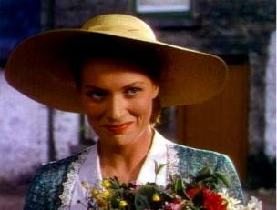 Maureen O'Hara as Mary Kate Dannaher