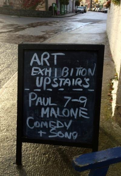 Outside every pub...