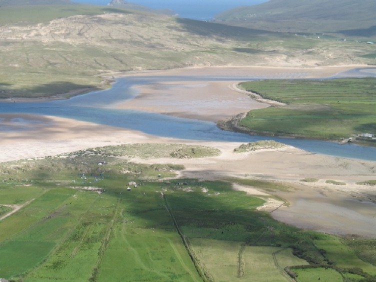 Sruwaddacon Bay - also known as Sruth Fada Conn