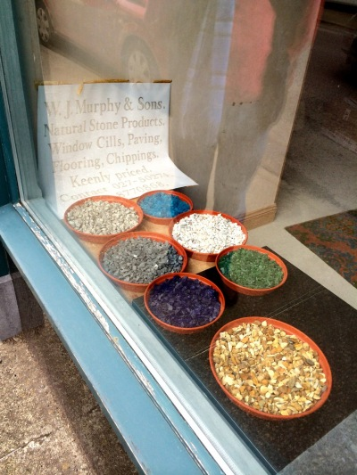 What kind of gravel would you choose for your grave?